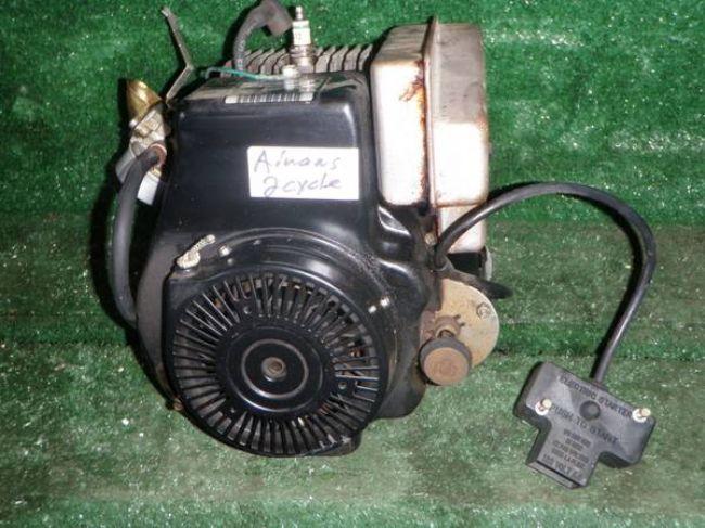 USED Tecumseh 2 cycle HSK845-8219C snowblower snow blower engine